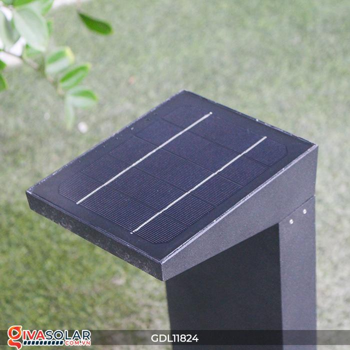 Đèn trụ sân vườn tích hợp pin năng lượng mặt trời GDL11824 8