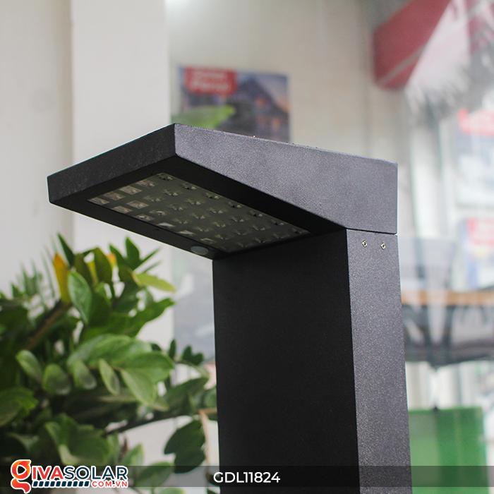 Đèn trụ sân vườn tích hợp pin năng lượng mặt trời GDL11824 9