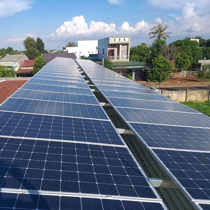Givasolar.com.vn lắp đặt điện năng lượng mặt trời Gia Lai công suất 25kWp 1