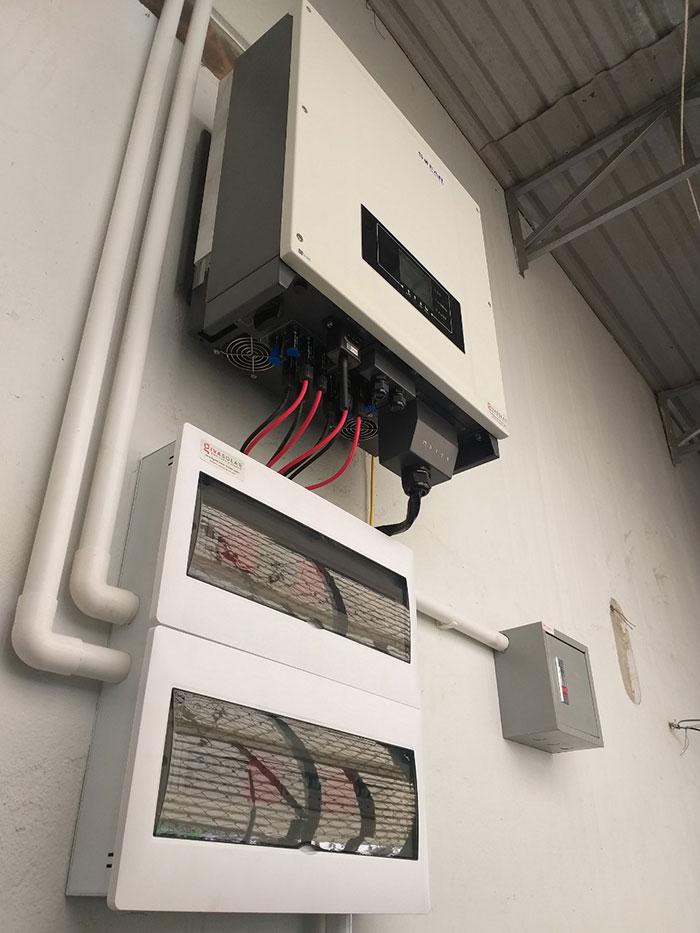 Givasolar.com.vn lắp đặt điện năng lượng mặt trời Gia Lai công suất 25kWp 5
