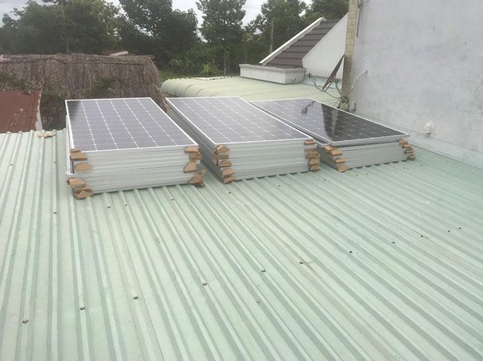 Hoàn thành hệ thống năng lượng mặt trời 12kW tại tỉnh Bà Rịa - Vũng Tàu 2