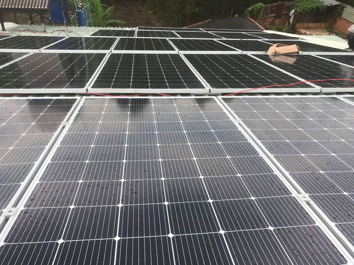Hoàn thành hệ thống năng lượng mặt trời 12kW tại tỉnh Bà Rịa - Vũng Tàu 3
