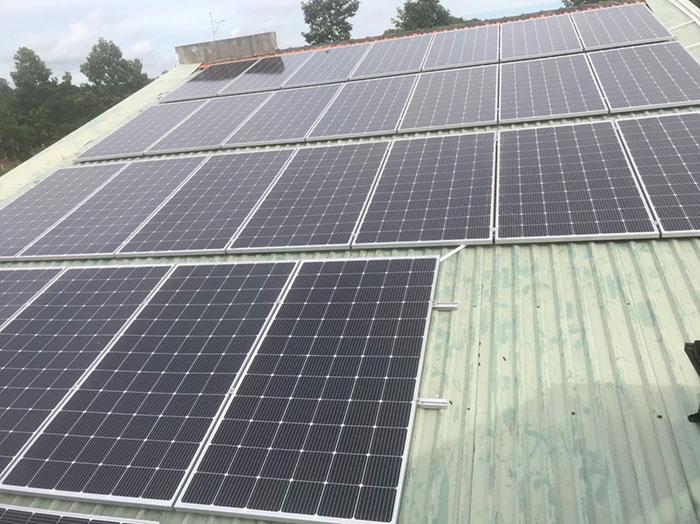 Hoàn thành hệ thống năng lượng mặt trời 12kW tại tỉnh Bà Rịa - Vũng Tàu 4