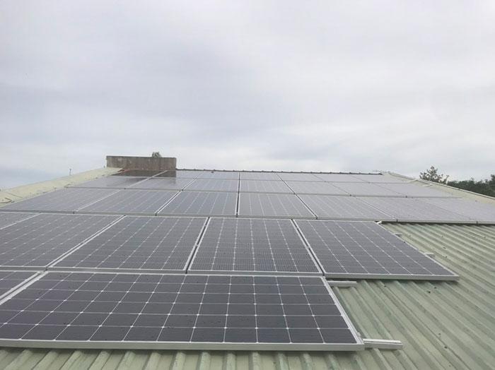 Hoàn thành hệ thống năng lượng mặt trời 12kW tại tỉnh Bà Rịa - Vũng Tàu 5
