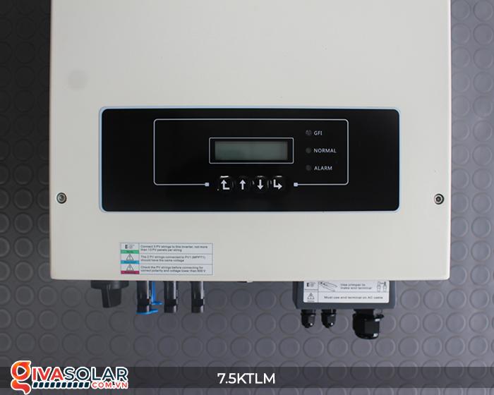 Inverter cho hệ thống điện năng lượng mặt trời hòa lưới Sofar 7.5KTLM 5