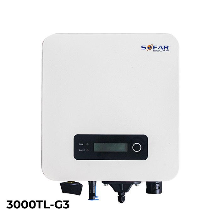 Inverter hòa lưới cho hệ thống điện mặt trời 3000TL-G3