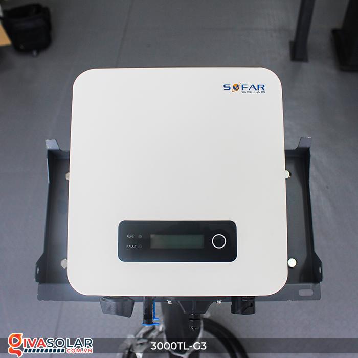 Inverter hòa lưới cho hệ thống điện mặt trời 3000TL-G3 1