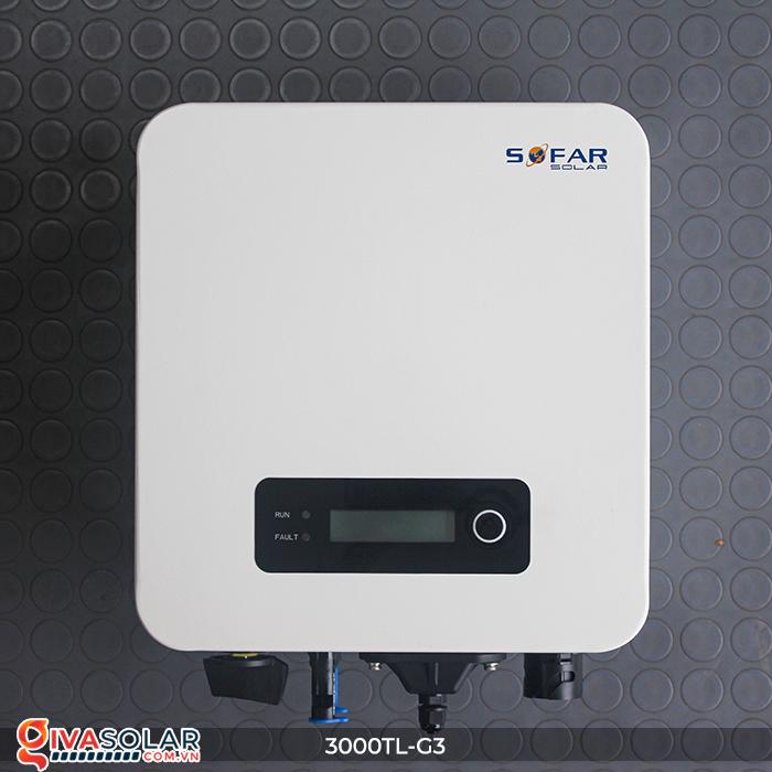 Inverter hòa lưới cho hệ thống điện mặt trời 3000TL-G3 11