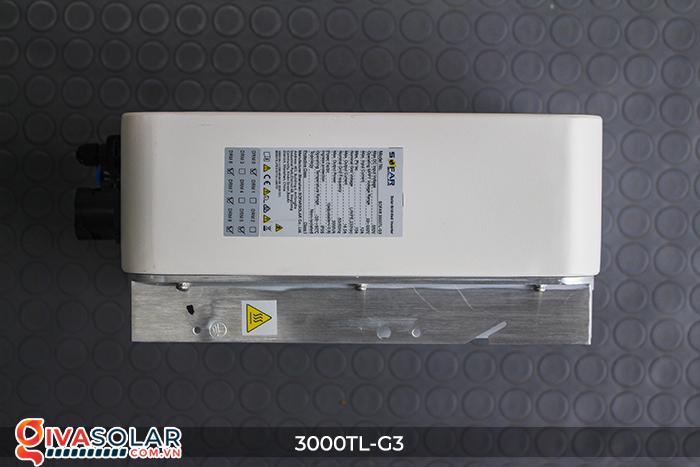 Inverter hòa lưới cho hệ thống điện mặt trời 3000TL-G3 14
