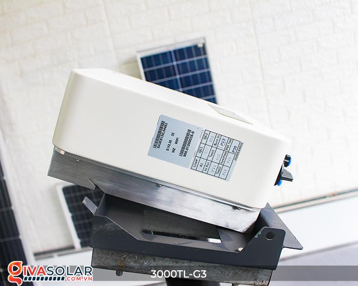 Inverter hòa lưới cho hệ thống điện mặt trời 3000TL-G3 2