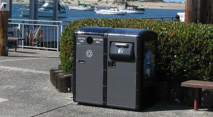 Những lợi ích đáng kể của thùng rác tích hợp pin năng lượng mặt trời 1