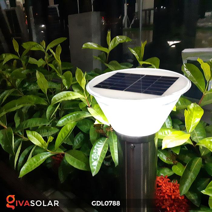 Đèn tích điện mặt trời GDL0788
