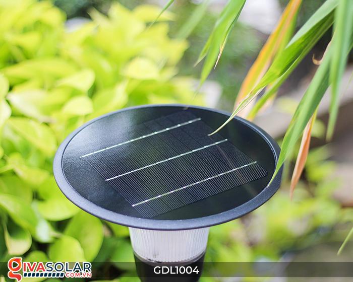 Đèn trụ năng lượng mặt trời bố trí sân vườn GDL1004 4