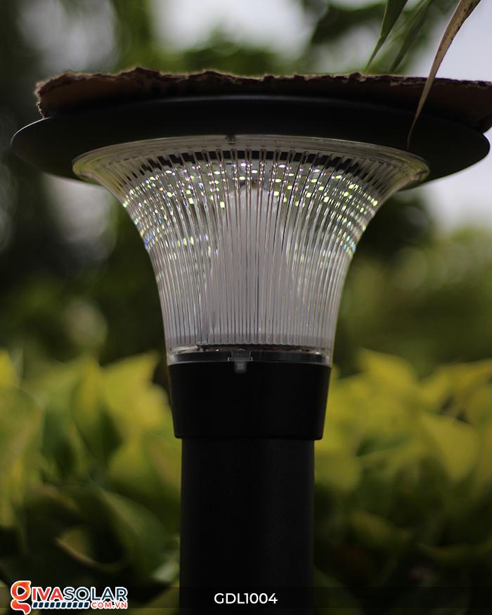 Đèn trụ năng lượng mặt trời bố trí sân vườn GDL1004 8