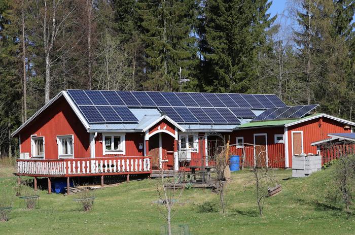 Ngôi nhà năng lượng mặt trời (Solar Home) là gì? 10