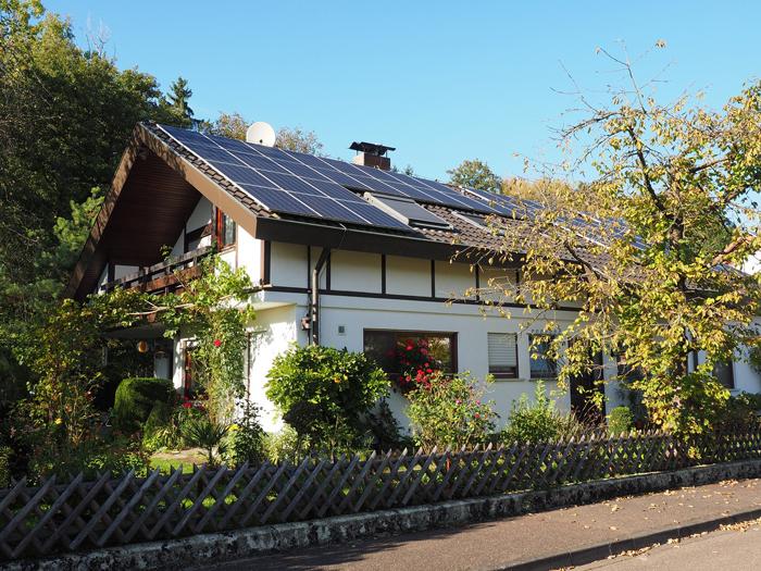 Ngôi nhà năng lượng mặt trời (Solar Home) là gì? 4