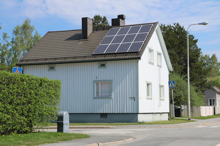 Ngôi nhà năng lượng mặt trời (Solar Home) là gì? 5