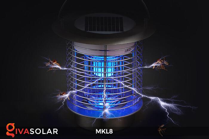 Tất tần tật mọi thứ về đèn bắt muỗi năng lượng mặt trời 3