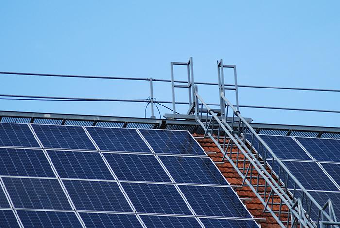 Khái niệm đèn năng lượng mặt trời là gì? - tấm pin