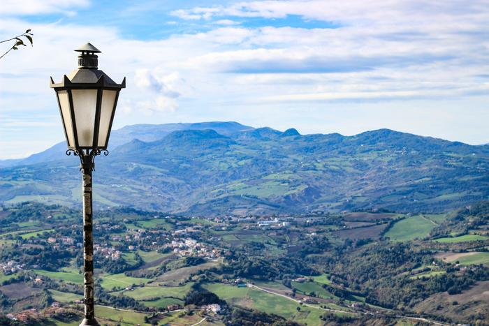 Những hình ảnh đẹp về đèn chiếu sáng ngoài trời 15