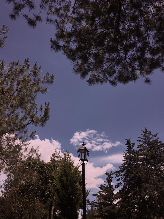 Những hình ảnh đẹp về đèn chiếu sáng ngoài trời 3