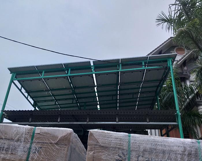 Hoàn thành hệ thống điện năng lượng mặt trời hòa lưới 40kWp tại Đắk Nông 6