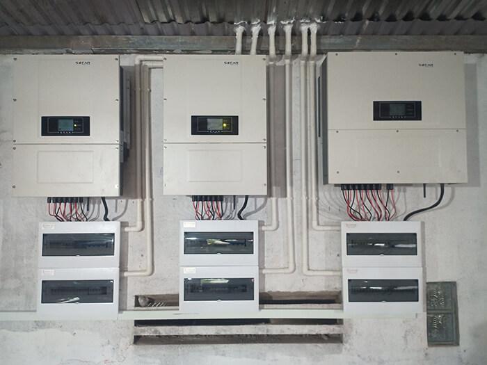 Điện mặt trời Givasolar.com.vn: Hoàn thành hệ thống áp mái 130kWp Đắk Nông 14