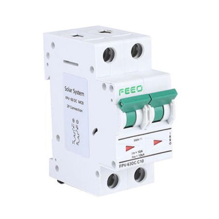 CB AC cho hệ thống điện mặt trời 40A-2P FEEO