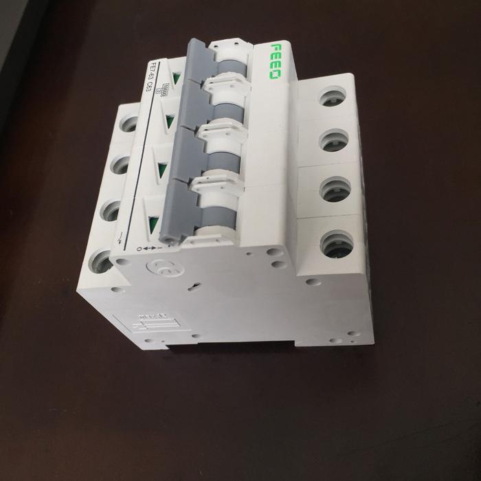 CB AC cho hệ thống năng lượng mặt trời hãng FEEO 4P 63A/80A 3