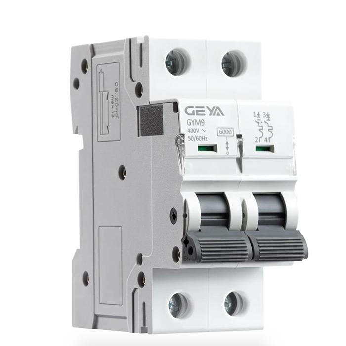 CB AC GYM9-6KA-2 điện cực GEYA 20A/25A/32A/40A