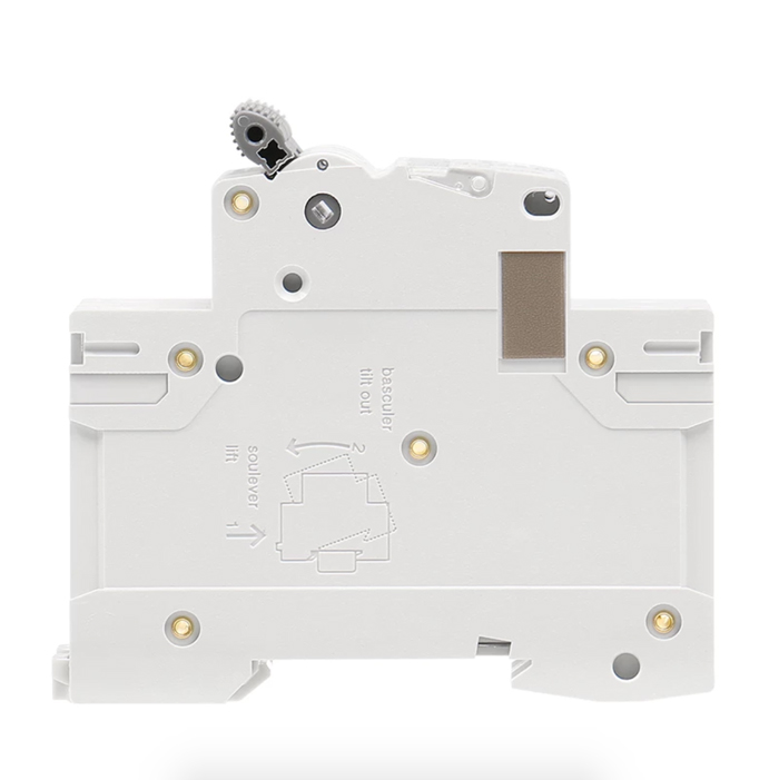 CB AC GYM9-6KA-2 điện cực GEYA 20A/25A/32A/40A 2