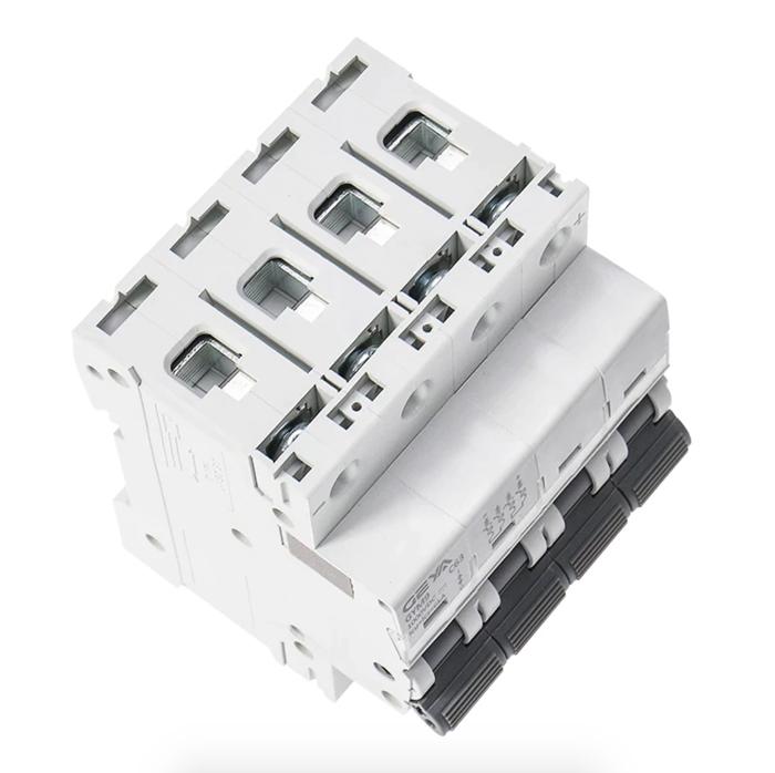 CB AC GYM9-6KA-4P GEYA 20/25/32/63/80A cho hệ thống điện mặt trời 3