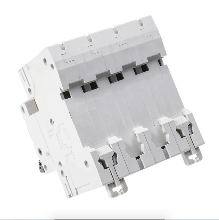 CB AC GYM9-6KA-4P GEYA 20/25/32/63/80A cho hệ thống điện mặt trời 4