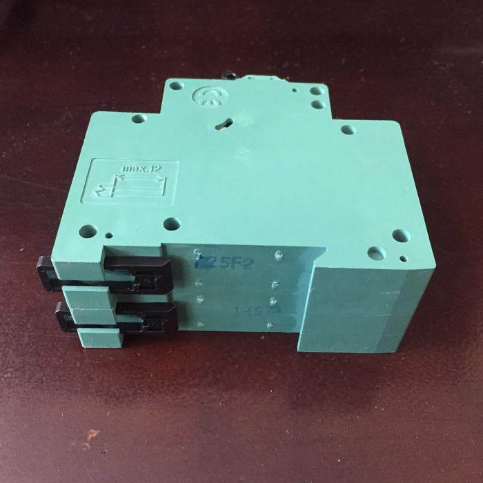 CB DC năng lượng mặt trời FEEO 20A/25A/32A 2P 550V 8