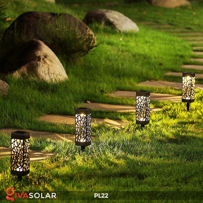 Những mẫu đèn năng lượng mặt trời sân vườn cực đẹp với giá siêu rẻ 1