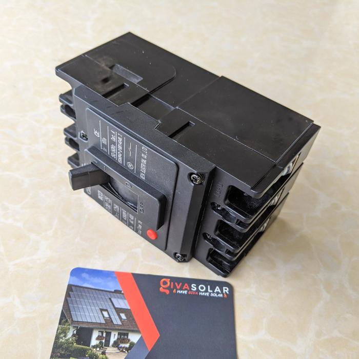 MCCB GYCM3-125SP/3300 100A/125A AC400V-500V thương hiệu GEYA 1