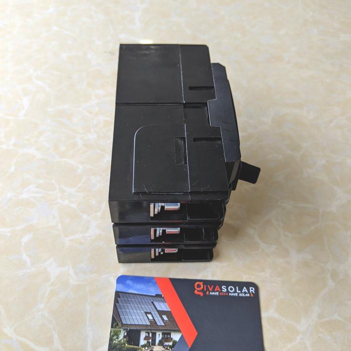 MCCB GYCM3-125SP/3300 100A/125A AC400V-500V thương hiệu GEYA 2