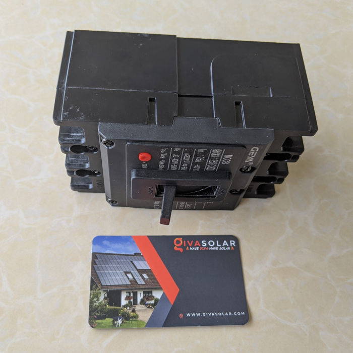 MCCB GYCM3-125SP/3300 100A/125A AC400V-500V thương hiệu GEYA 5