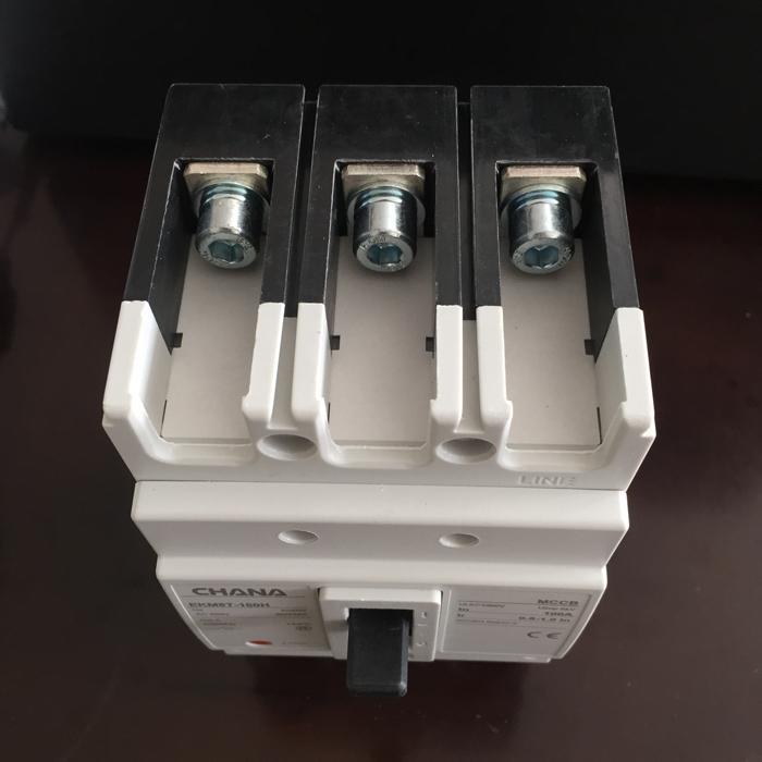 MCCB sử dụng trong các hệ thống điện mặt trời CHANA 3P-80-100A-6KA 5