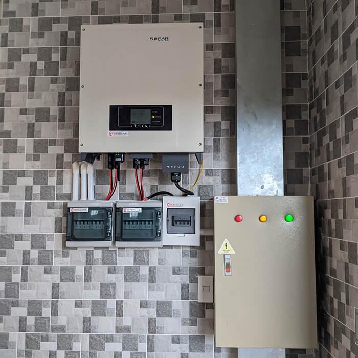 Tăng trưởng điện mặt trời áp mái tại BR-VT và hệ thống 30kWp của anh Thuận 13