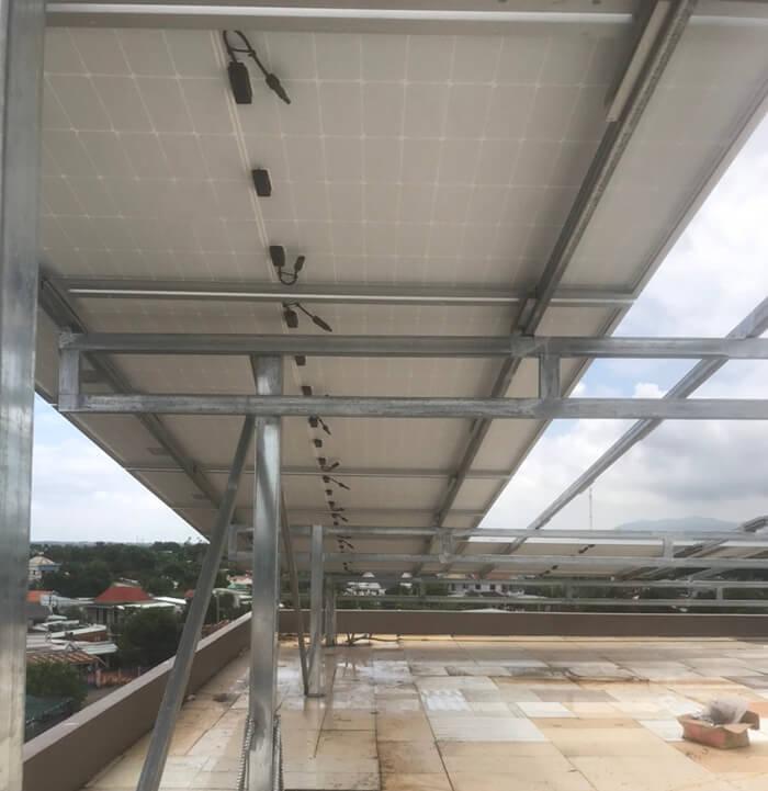 Tăng trưởng điện mặt trời áp mái tại BR-VT và hệ thống 30kWp của anh Thuận 3