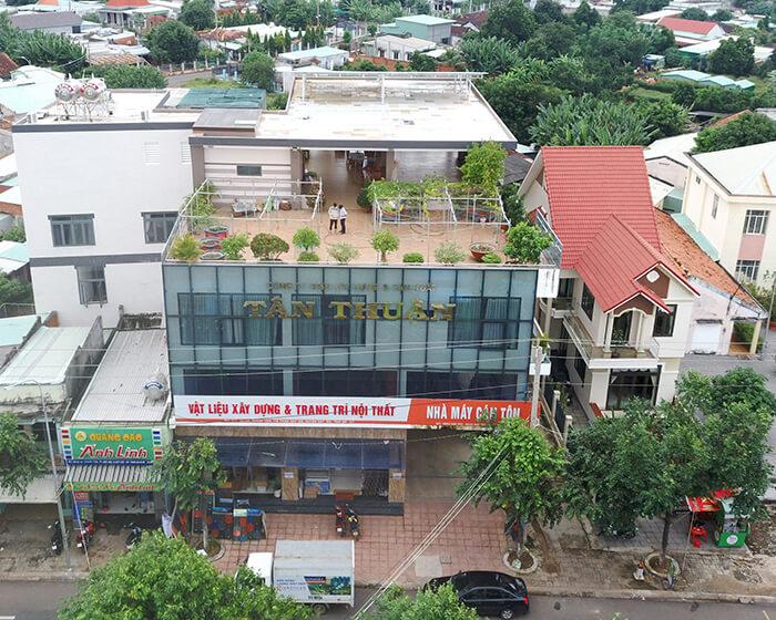 Tăng trưởng điện mặt trời áp mái tại BR-VT và hệ thống 30kWp của anh Thuận 4