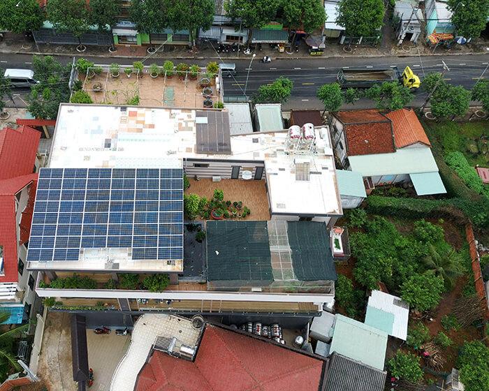 Tăng trưởng điện mặt trời áp mái tại BR-VT và hệ thống 30kWp của anh Thuận 5
