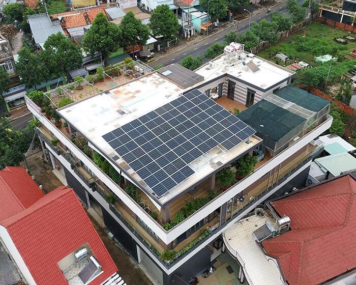 Tăng trưởng điện mặt trời áp mái tại BR-VT và hệ thống 30kWp của anh Thuận 6