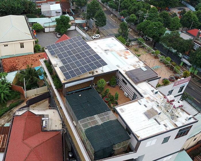 Tăng trưởng điện mặt trời áp mái tại BR-VT và hệ thống 30kWp của anh Thuận 7