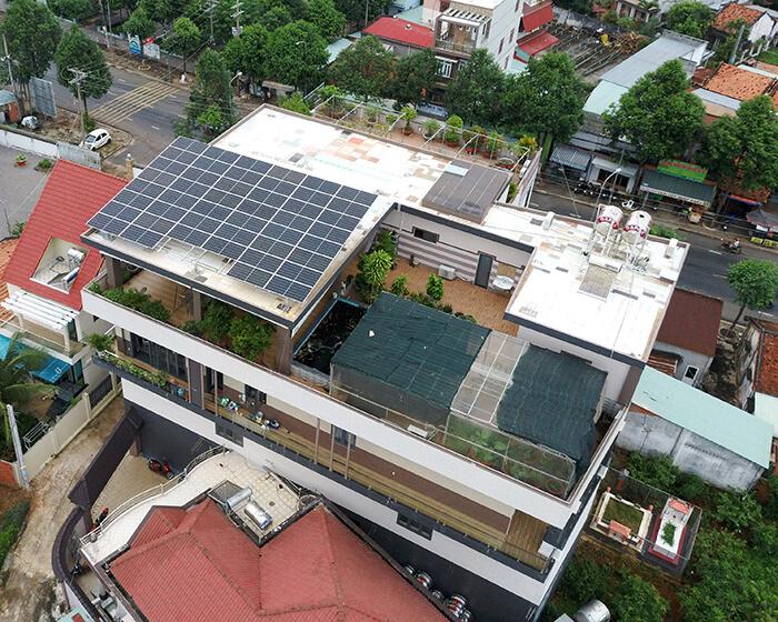Tăng trưởng điện mặt trời áp mái tại BR-VT và hệ thống 30kWp của anh Thuận 8