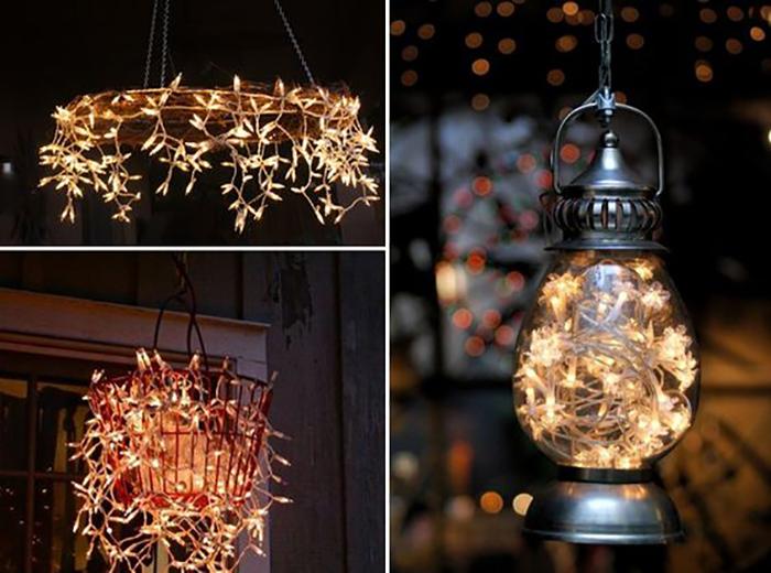 Những ý tưởng trang trí nguồn sáng cực đẹp với đèn năng lượng mặt trời 3