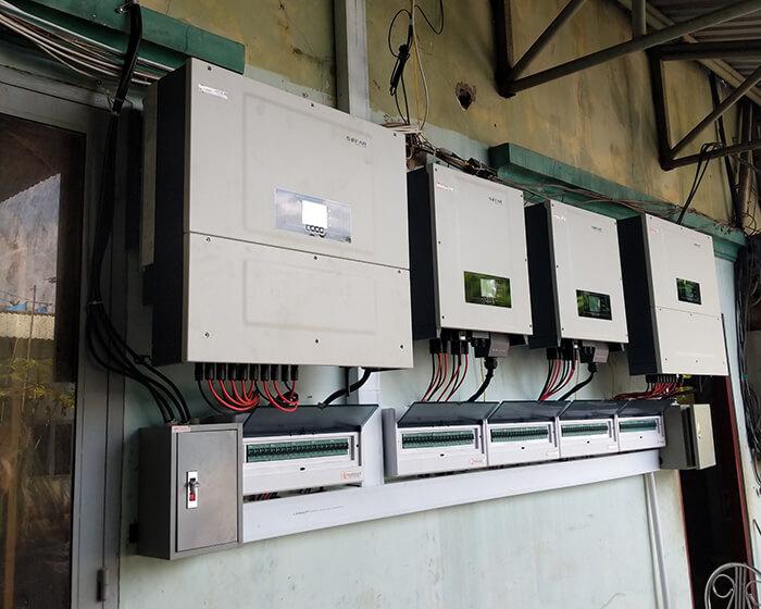 Nhận thấy lợi ích rõ ràng, chủ nhà quyết định tiếp tục lắp điện mặt trời 0.17 MW 5
