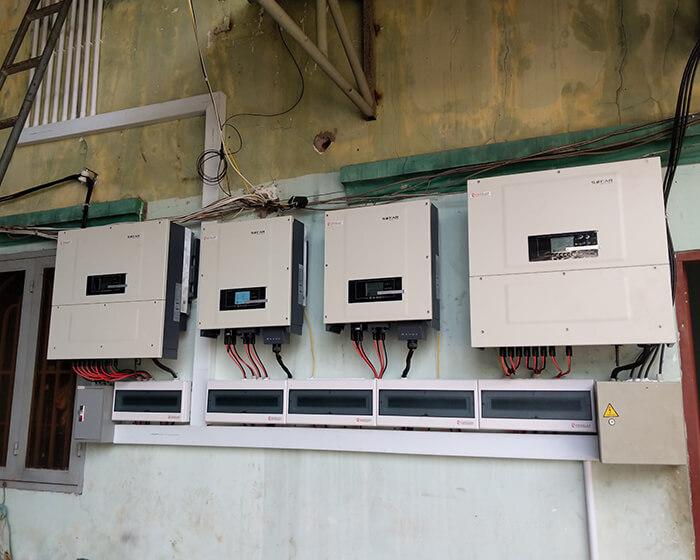 Nhận thấy lợi ích rõ ràng, chủ nhà quyết định tiếp tục lắp điện mặt trời 0.17 MW 6
