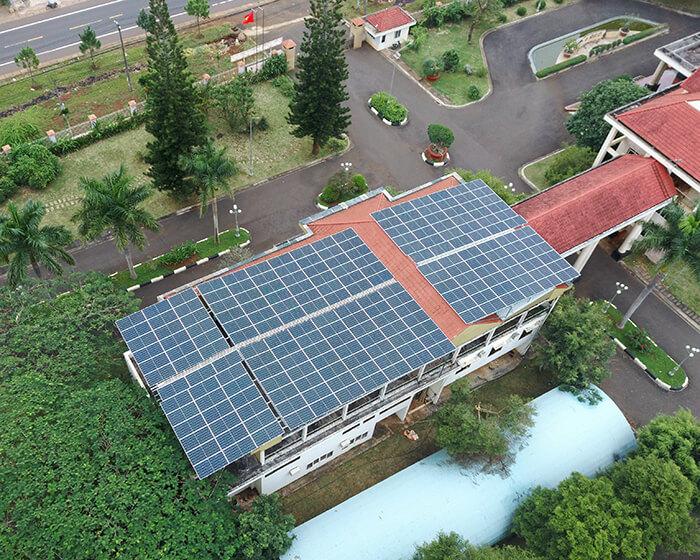 Dự án điện mặt trời Tây Nguyên: Hệ thống 0.269 MWp tại Chư Sê tỉnh Gia Lai 10